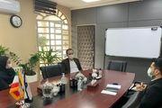 تقویت همکاری «وصنا» و بانک اقتصاد نوین