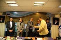 کسب رتبه برتر شرکت آبفا استان اصفهان در توسعه ورزش و نشاط کارکنان در بین شرکتهای صنعت آب و برق کشور