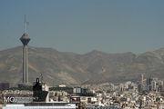 کیفیت هوای پایتخت در وضعیت قابل قبول قرار گرفت