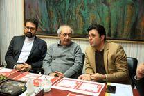 حسینی از دبیرخانه جشنواره هنرهای تجسمی فجر بازدید کرد