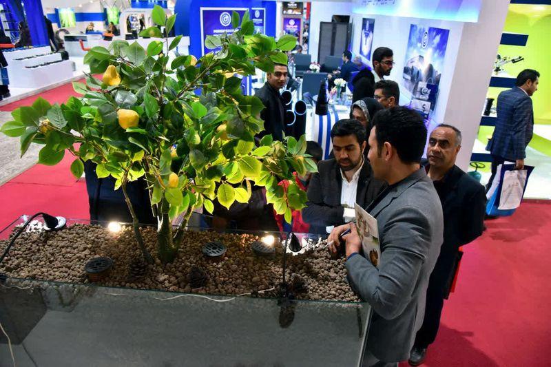 نمایشگاه بین المللی کشاورزی در اصفهان برگزار میشود