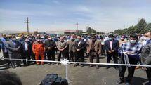 تقاطع شهید سلیمانی بزرگترین پروژه عمرانی شهر است/ زایش نیروهای شهرداری وقت حقوق دادن!