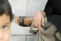 وجود آمارهای هشدار دهنده درخصوص اعتیاد زنان