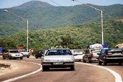 خروج ۷۰ درصد مسافران از مازندران