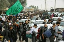 میزان خدمات بهداشتی و درمانی ارائه شده به زائران اربعین در مرز مهران