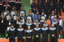 مسابقات والیبال کارکنان دولت در مشهد آغاز شد