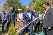 آیین ویژه روز درختکاری در استانداری اصفهان برگزار شد