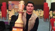 پرهام مقصودلو سومین شانس قهرمانی در مسابقات تاتا استایل