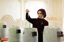 تینا پاکروان به فیلم سینمایی بیوزنی پیوست