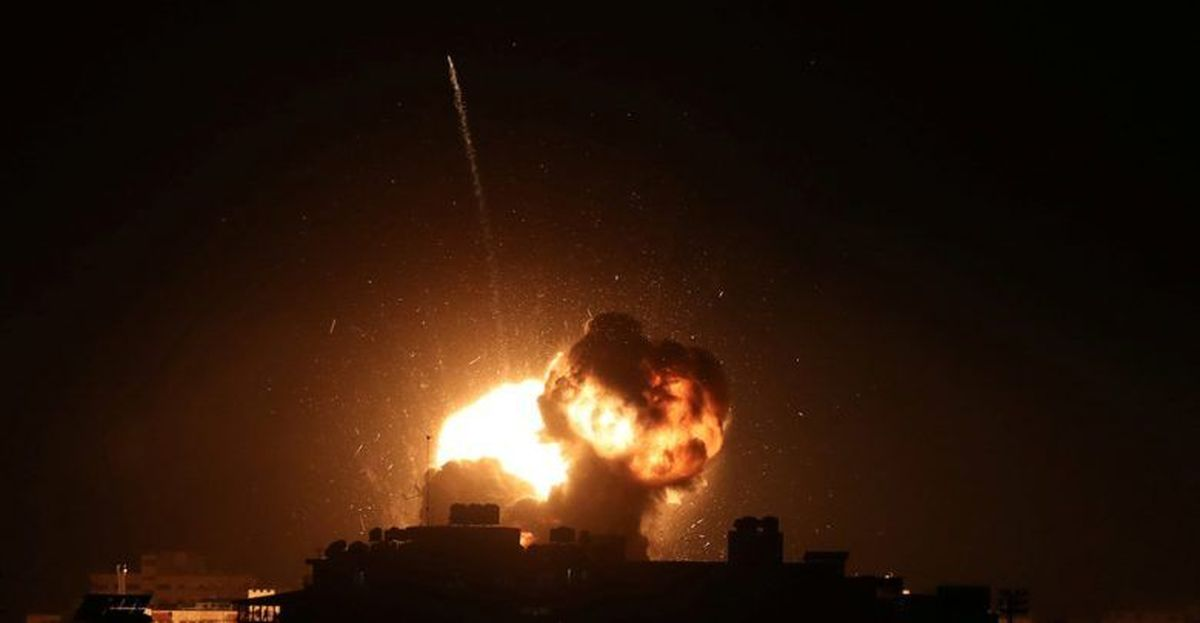 شنیده شدن صدای انفجار در نزدیکی شهر «قنیطره» سوریه