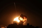 جنگندههای رژیمصهیونیستی مناطقی در غزه را بمباران کردند