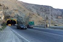 جاده چالوس امروز یک طرفه می شود