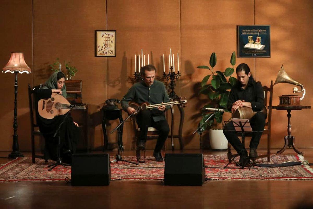 اجراهای پایانی کنسرت های آنلاین موسیقی دستگاهی در شب یلدا