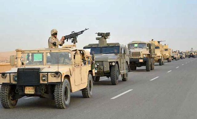 مصر در طرح اعزام نیرویهای عربی به سوریه شرکت نمی کند
