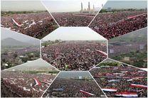 تظاهرات بیسابقه یمنیها در دومین سالگرد تجاوز عربستان به کشورشان