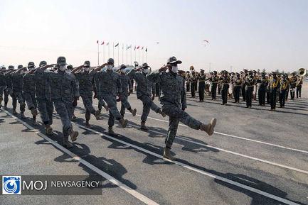 افتتاح ششمین دوره مسابقات نظامی اربابان سلاح در اصفهان