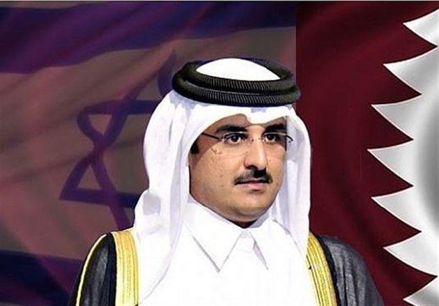 تنش روابط عربستان با قطر فقط به نفع تل آویو است