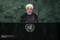 سخنرانی رییس جمهوری در نشست مجمع عمومی سازمان ملل