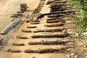 کشف و انهدام اردوگاه جدید داعش در استان الانبار عراق