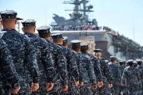 ورود تفنگداران دریایی آمریکا به فرودگاه «الغیضه»