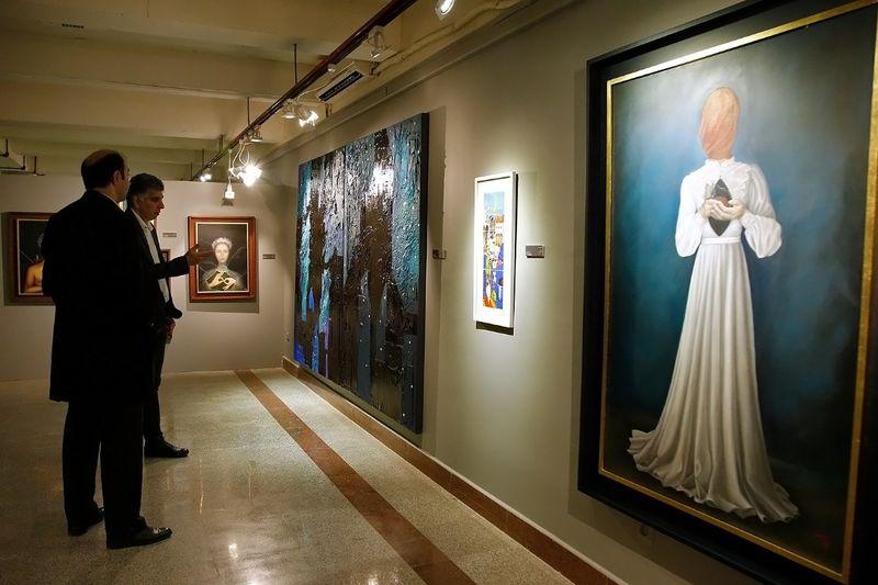 ارتقای روابط گالری دارها و هنرمندان در پی حضور در جشنواره تجسمی فجر