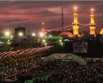 اتمام ساخت نیمضریح خیمهگاهی امام حسین وحضرت قاسم(ع)تا پایان سال