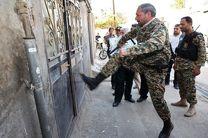 تخریب 6 پاتوق توزیع مواد مخدر در بندرعباس