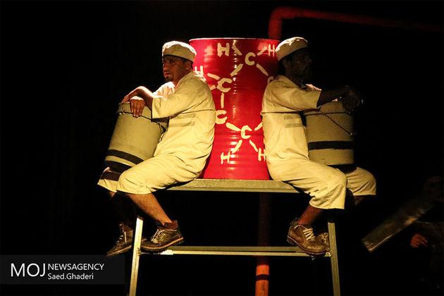 نمایش«آخرین پالایشگاه» در اهواز اجرا می شود
