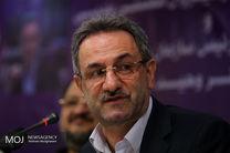 توقف رشد مبتلایان به بیماری کرونا در استان تهران
