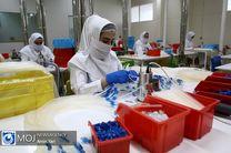 صادرات انواع ماسک به خارج از کشور ممنوع اعلام شد