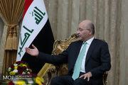 سفر قریب الوقوع رئیس جمهور عراق به ترکیه و عربستان