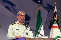 نیروی انتظامی در خط مقدم صیانت از عفاف و حجاب است