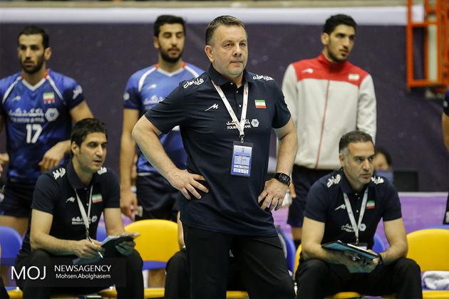 کولاکوویچ پس از اخراج غلامی: اینجا تیم ملی والیبال ایران است