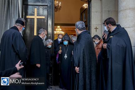 جشن صبر و شکر پیروان ادیان توحیدی