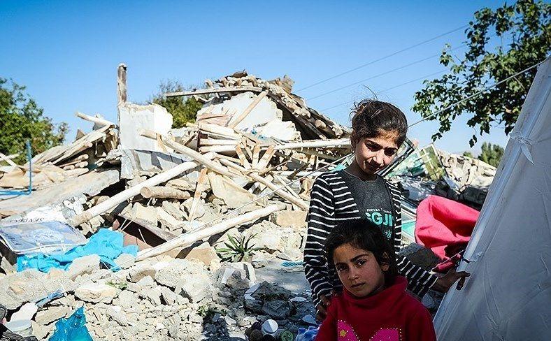 اعزام 40 روانشناس جهت امداد فرهنگی کودکان زلزله زده غرب کشور