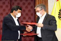 امضای تفاهم نامه همکاری بین سایپا و بانک پارسیان