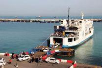 رونق صادرات کالاهای غیر نفتی در بندر لنگه/ ترابری 10 هزار مسافر دریایی در مسیرهای بین المللی