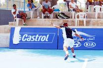 مذاکره فدراسیون تنیس برای بازگرداندن احمدوند به تیم ملی