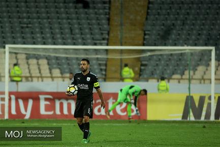دیدار تیم های فوتبال پرسپولیس ایران و السد قطر