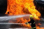 آتش 10 خودرو را بلعید
