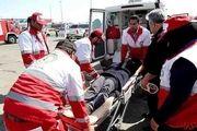 ۱۴۸ مصدوم از خدمات هلال احمر اردستان برخوردار شدند