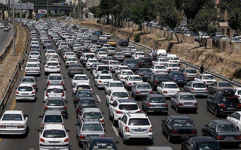 آخرین وضعیت جوی و ترافیکی جاده ها در 11 فروردین 98