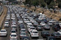 آخرین وضعیت جوی و ترافیکی جاده ها در 2 اردیبهشت اعلام شد