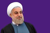 توئیت روحانی در پی درگذشت داوود رشیدی + عکس