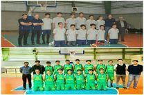 دور برگشت رقابت های بسکتبال لیگ نوجوانان کشور برگزار می شود