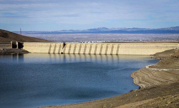 میزان بارندگی استان از ابتدای پاییز تاکنون 229 میلی متر  ثبت شده است