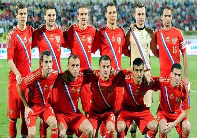 فهرست تیم ملی فوتبال روسیه در جام جهانی 2018 منتشر شد