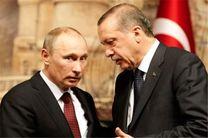 رؤسای جمهوری ترکیه و روسیه با یکدیگر دیدار میکنند