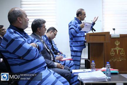 پنجمین دادگاه رسیدگی به پرونده داریوش امان کی و ۴ متهم دیگر ارزی