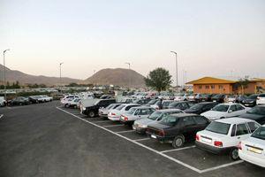 ورود بیش از19هزار خودرو در پنج روز برگزاری پنجمین جشنواره انگور به چی چست